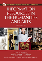 Information Resources in the Humanities and the Arts, ed. 6, v.