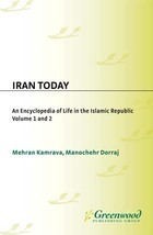 Iran Today, ed. , v.