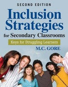 Inclusion Strategies for Secondary Classrooms, ed. 2, v.