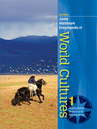 Junior Worldmark Encyclopedia of World Cultures, 2nd ed., v.