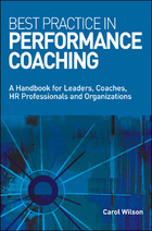 Best Practice in Performance Coaching, ed. , v.