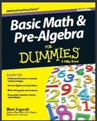 Basic Math and Pre-Algebra For Dummies®, ed. 2, v.