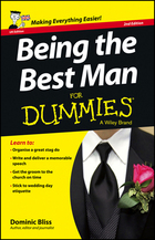Being the Best Man For Dummies®, ed. 2, v.