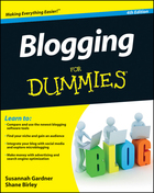 Blogging For Dummies®, ed. 4, v.
