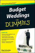 Budget Weddings For Dummies®, ed. , v.