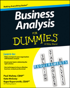 Business Analysis For Dummies®, ed. , v.