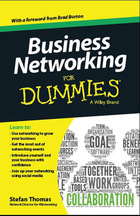 Business Networking For Dummies®, ed. , v.