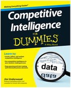 Competitive Intelligence For Dummies®, ed. , v.