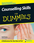 Counselling Skills For Dummies®, ed. , v.