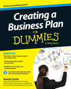 Creating a Business Plan For Dummies®, ed. , v.