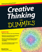 Creative Thinking For Dummies®, ed. , v.