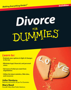 Divorce For Dummies®, ed. 3, v.