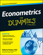 Econometrics For Dummies®, ed. , v.