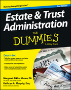Estate & Trust Administration For Dummies®, ed. 2