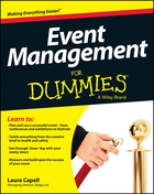 Event Management For Dummies®, ed. , v.