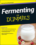 Fermenting For Dummies®, ed. , v.