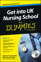 Get into UK Nursing School For Dummies®