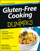 Gluten-Free Cooking For Dummies®, ed. 2