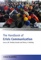 The Handbook of Crisis Communication, ed. , v.