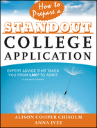 How to Prepare a Standout College Application, ed. , v.