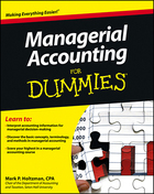 Managerial Accounting For Dummies®, ed. , v.