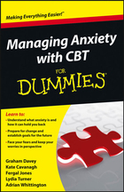 Managing Anxiety with CBT For Dummies®, ed. , v.