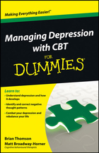 Managing Depression with CBT For Dummies®, ed. , v.