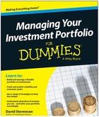 Managing Your Investment Portfolio For Dummies®