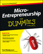 Micro- Entrepreneurship For Dummies®, ed. , v.