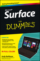 Surface™ For Dummies®
