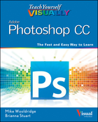 Teach Yourself VISUALLY™ Photoshop® CC, ed. , v.
