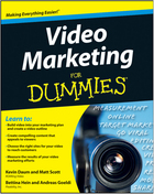Video Marketing For Dummies®, ed. , v.
