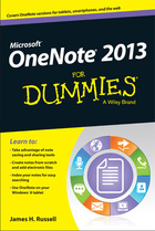 OneNote® 2013 For Dummies®