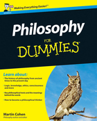 Philosophy For Dummies®, UK Edition