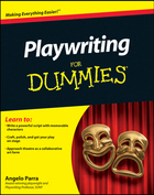 Playwriting For Dummies®, ed. , v.