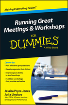 Running Great Meetings & Workshops For Dummies®, ed. , v.