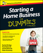 Starting a Home Business For Dummies®, ed. , v.
