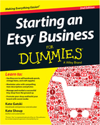 Starting an Etsy® Business For Dummies®, ed. 2, v.