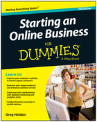 Starting an Online Business For Dummies®, ed. 7, v.