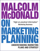 Malcolm McDonald on Marketing Planning, ed. , v.
