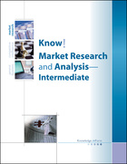 Know! Market Research and Analysis -- Intermediate, ed. , v.