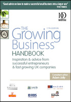 The Growing Business Handbook, ed. 11 Cover