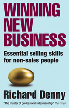 Winning New Business Cover