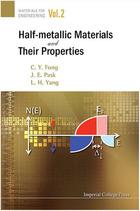 Half-metallic Materials Their Properties, ed. , v.