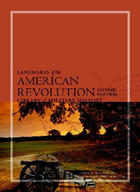 Landmarks of the American Revolution: Library of Military History, ed. 2 Cover
