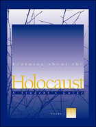 Learning About the Holocaust, ed. , v.