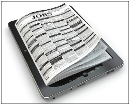 Job want ads can be found in a variety of places both in print and online.