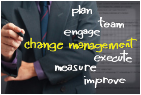 The ability to manage change and innovation effectively will benefit any organization.