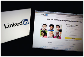 LinkedIn is a highly developed professional social networking site devoted to business- and career-oriented individuals including job seekers, companies, and recruiters.