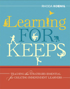 Learning for Keeps, ed. , v.